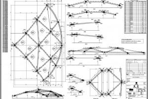 Conjunto Armado de Estructura Curva