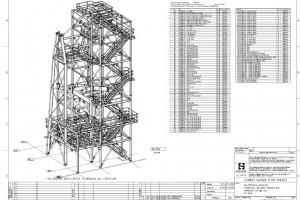 Mining Transfer Tower, QLD, Australia