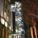 Museo Inmigración - Iluminación de Torre