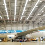 Almacen Hangar 5 de Aerolineas Argentinas